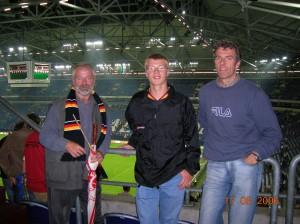 Schalke Länderspiel Deutschl. - Schweden 009